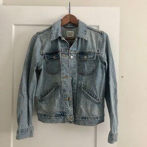 SUNDAY BEST denim jacket M